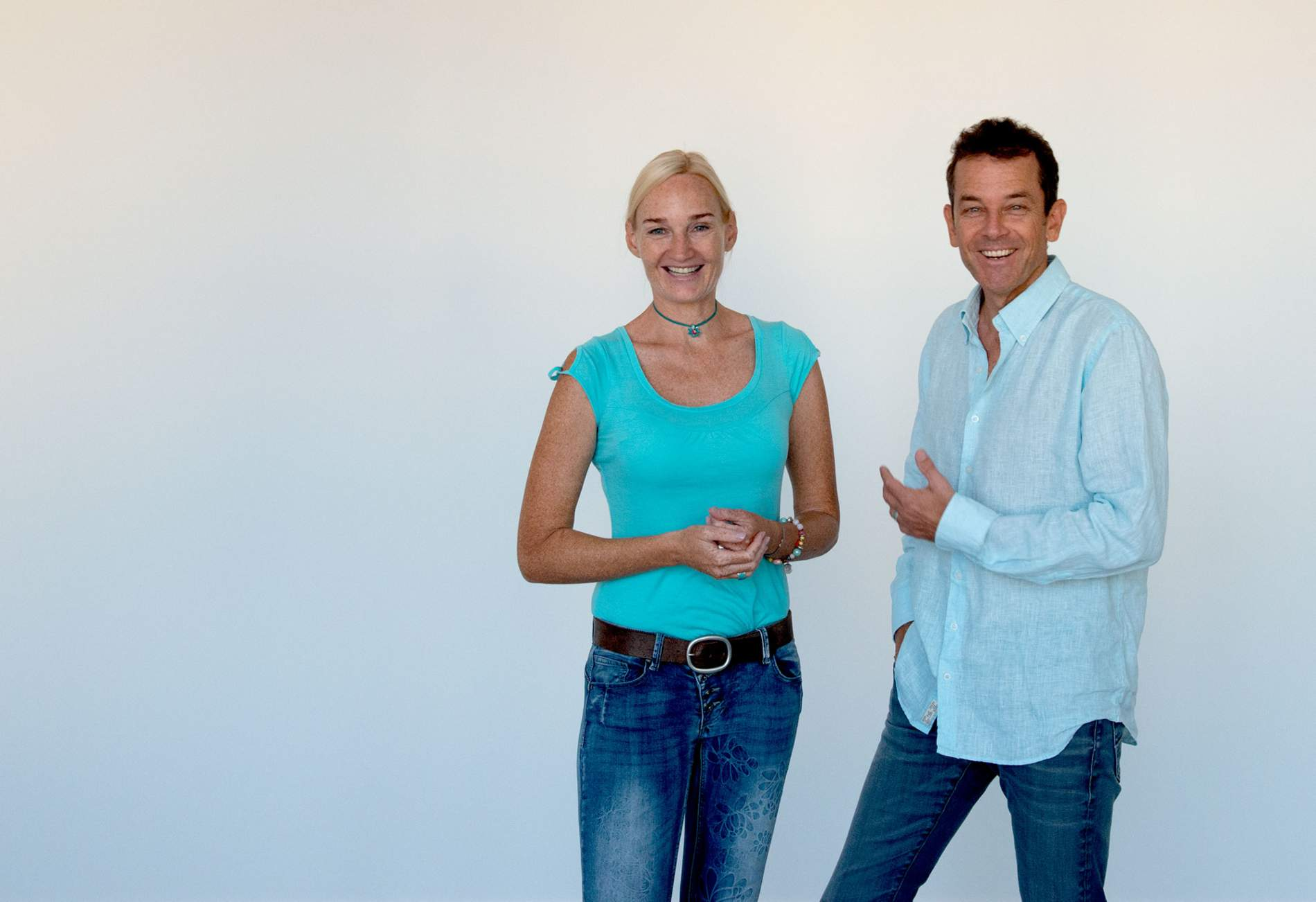 Bild Christina und Walter Hommelsheim Herz über Kopf